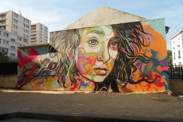 Le street art a Vitry