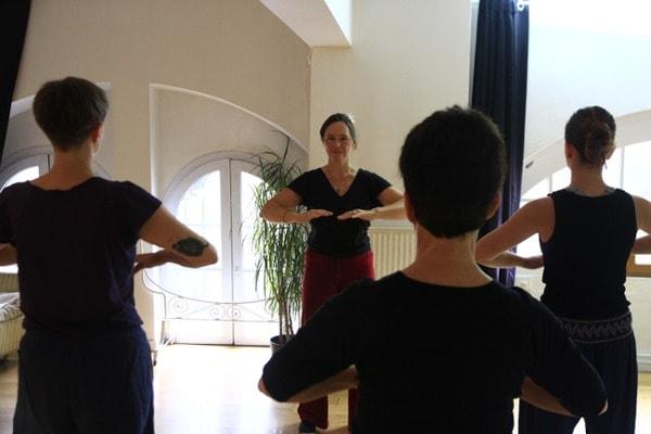 Stage spécial A la découverte du Qi Gong, le Yi et le QI - la pensée et l'énergie