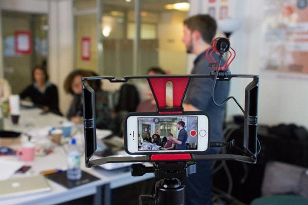 Réalisez des vidéos de qualité grâce à votre smartphone !
