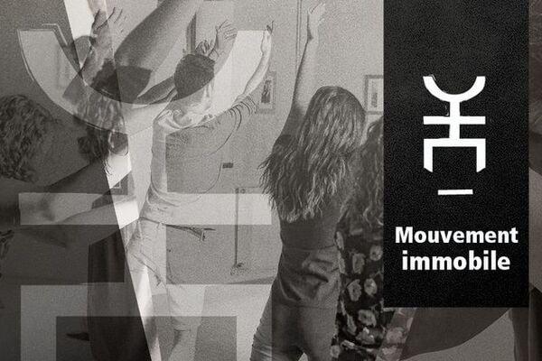 Soirée Mouvement Immobile Un voyage au cœur de la connaissance : découvrir un grand texte sacré de l'humanité par le corps et par l'art